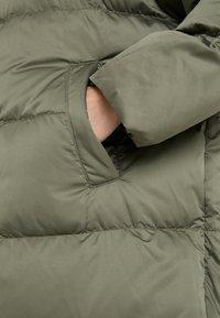 WEEKEND MaxMara - BORMIDA - Kabát zprachového peří - kaki - 4