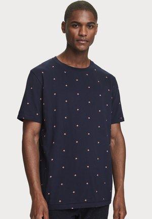 Print T-shirt - combo e