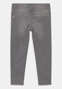 Lindex - MINI SABINA - Jeans slim fit - grey denim