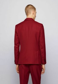 BOSS - CAYMEN - Suit jacket - dark red - 2