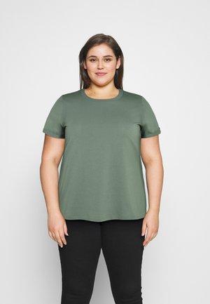 VMPAULA - Basic T-shirt - laurel wreath