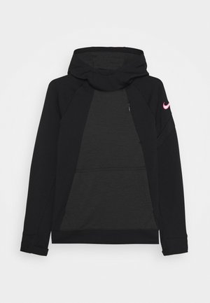DRY ACADEMY HOODIE - Jersey con capucha - black