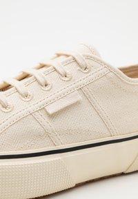 Superga - 2490 UNISEX - Sneakersy niskie - natural beige - 5