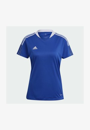 TIRO 21 - Print T-shirt - team royal blue