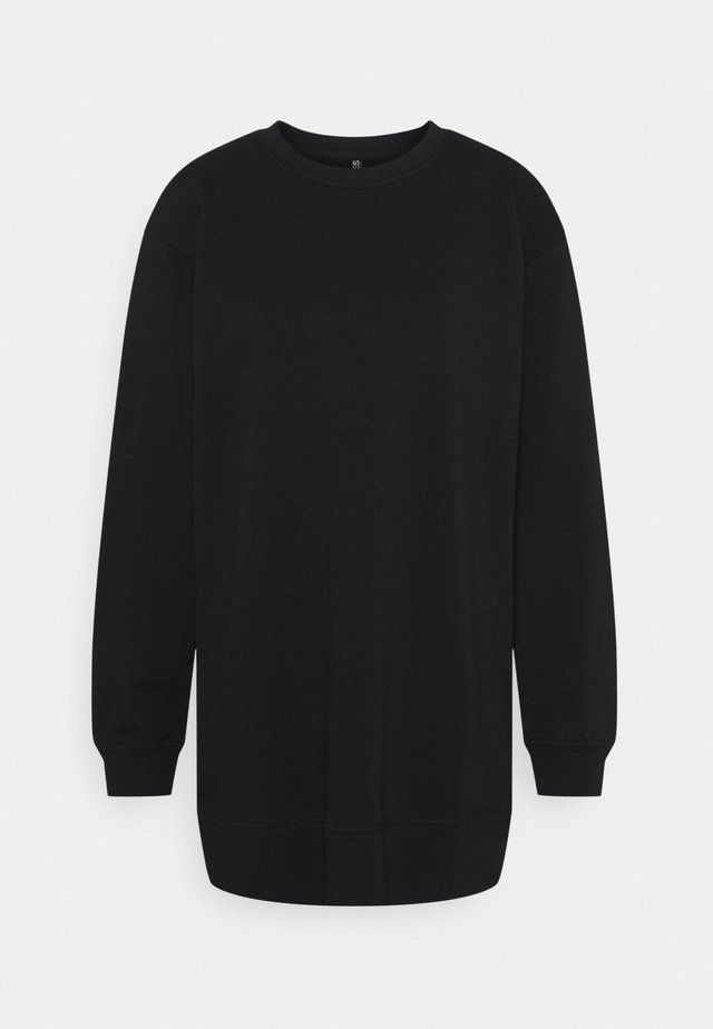 PCROKKA LOUNGE - Sweatshirt - black
