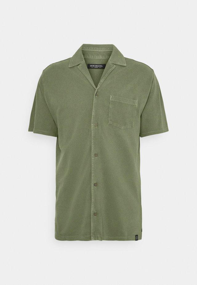 Skjorte - dusty army