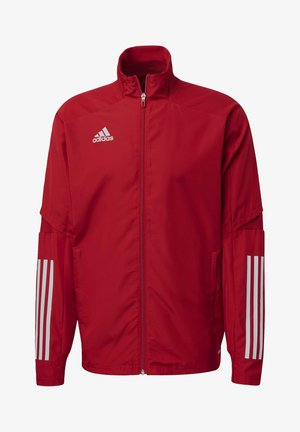 CONDIVO 20 PRESENTATION TRACK TOP - Chaqueta de deporte - team power red