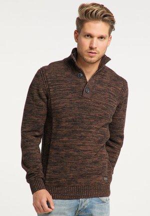 Sweater - truffle