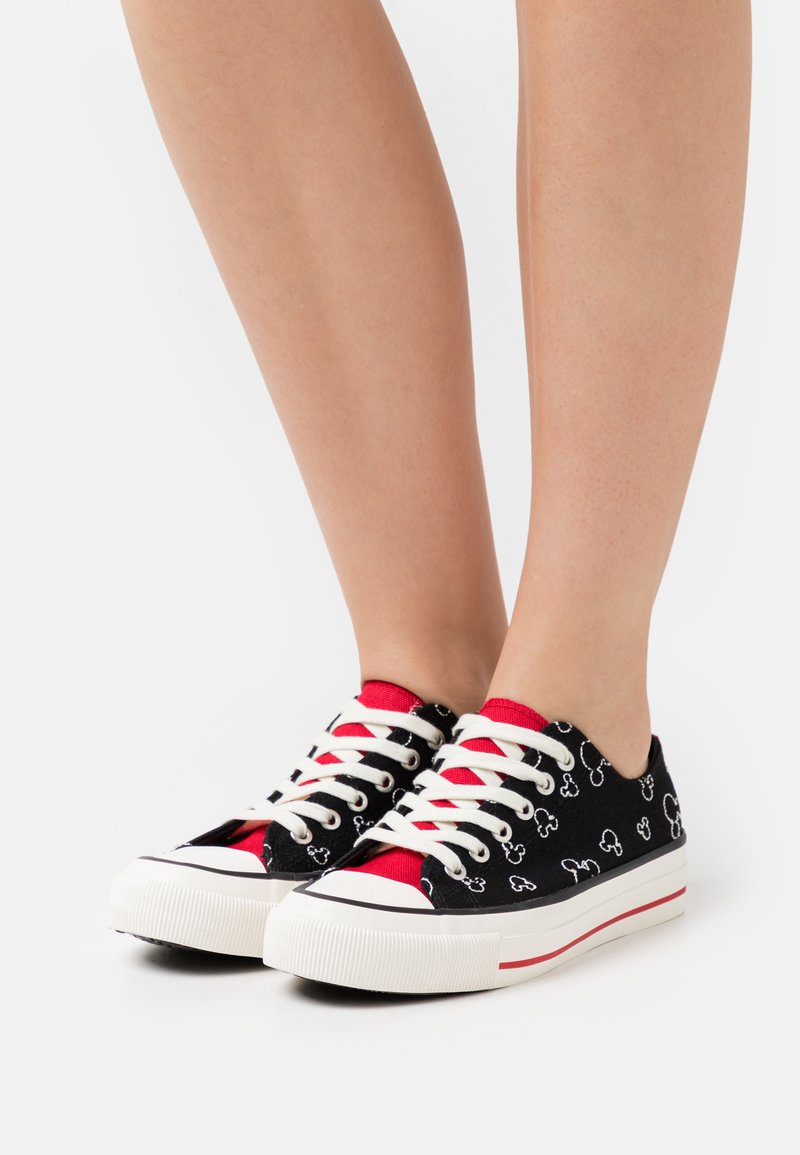 Rubi Shoes by Cotton On - VEGAN BILLIE RETRO RISE MICKEY - Baskets basses - black