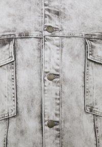 Tigha - ATOS - Denim jacket - vintage light grey - 2