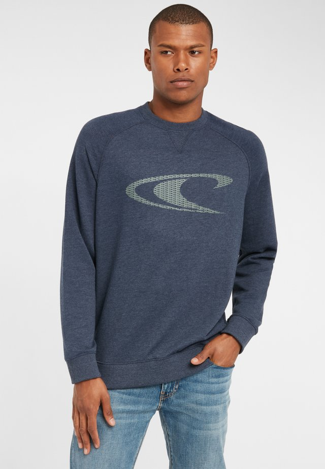 Sweatshirt - ink blue
