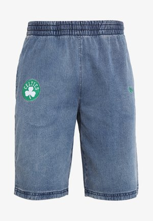 NBA BOSTON CELTICS - Sports shorts - denim