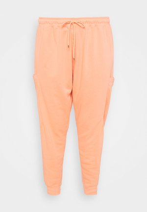 W NSW AIR PANT  - Tracksuit bottoms - crimson bliss/white