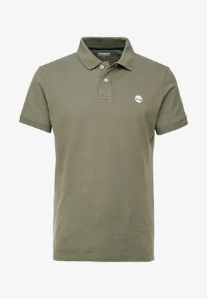 Poloshirt - grape leaf