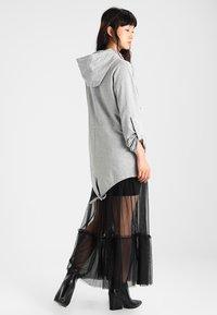 Urban Classics - LADIES TERRY  - Zip-up hoodie - grey - 2