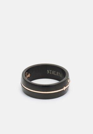 UNISEX - Ring - black