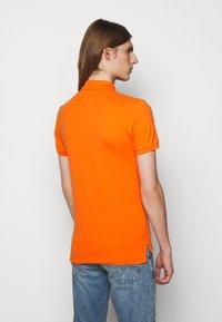 Polo Ralph Lauren - SHORT SLEEVE KNIT - Poloshirt - orange - 2