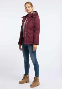 DreiMaster - Winter jacket - bordeaux - 1