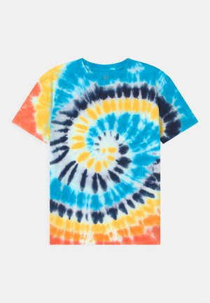 BOY  - Print T-shirt - yellow