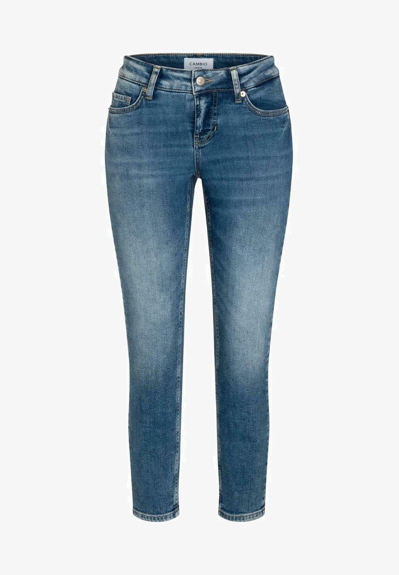 Cambio - LIU - Slim fit jeans - blue