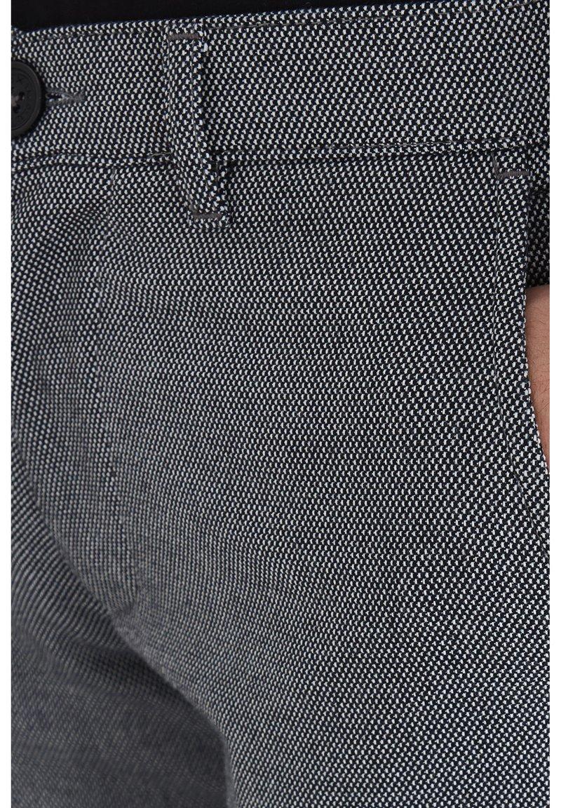 Tailored Originals 7208107, PANTS - TOOSWALD FREDERIC - Stoffhose - salt a pep/grau JzQvtZ