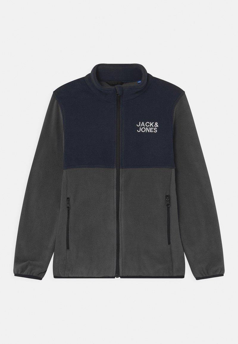 Jack & Jones Junior - JJHYPE  - Fleece jacket - ombre blue