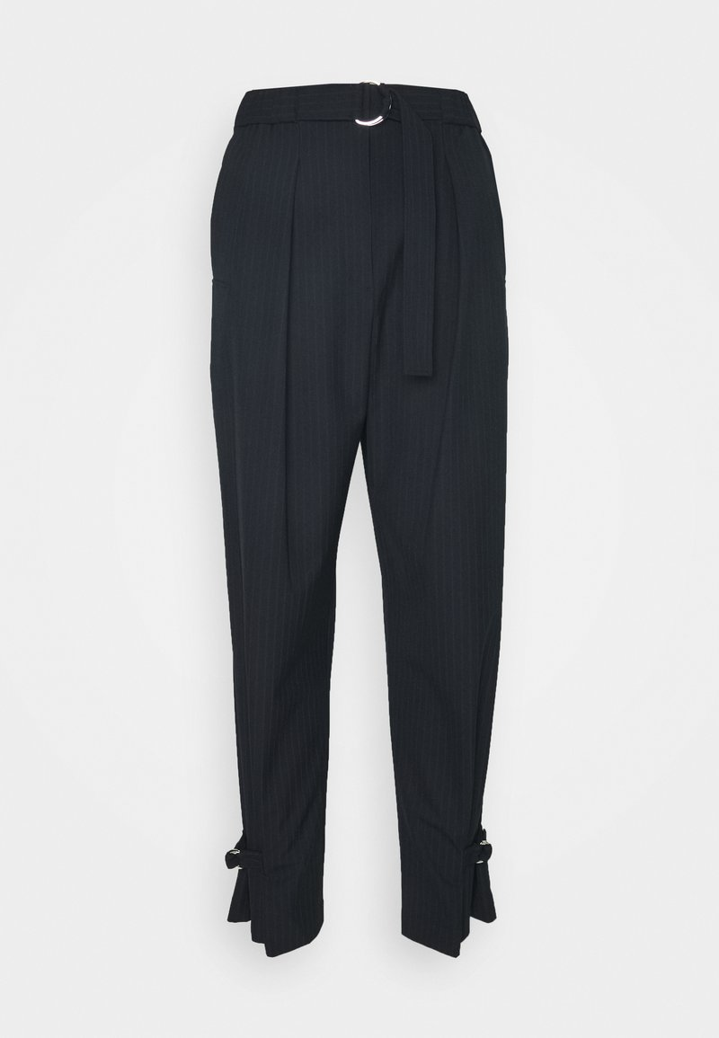 3.1 Phillip Lim - TRACK TROUSER TAPERED LEG - Kalhoty - dark blue