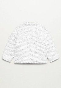 Mango - ALIP8 - Zimní bunda - blanc cassé - 1