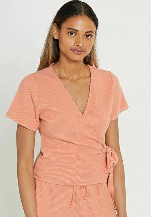 HAVANA - T-shirt basic - canyon clay pink