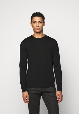 SAN PAOLO - Pullover - black