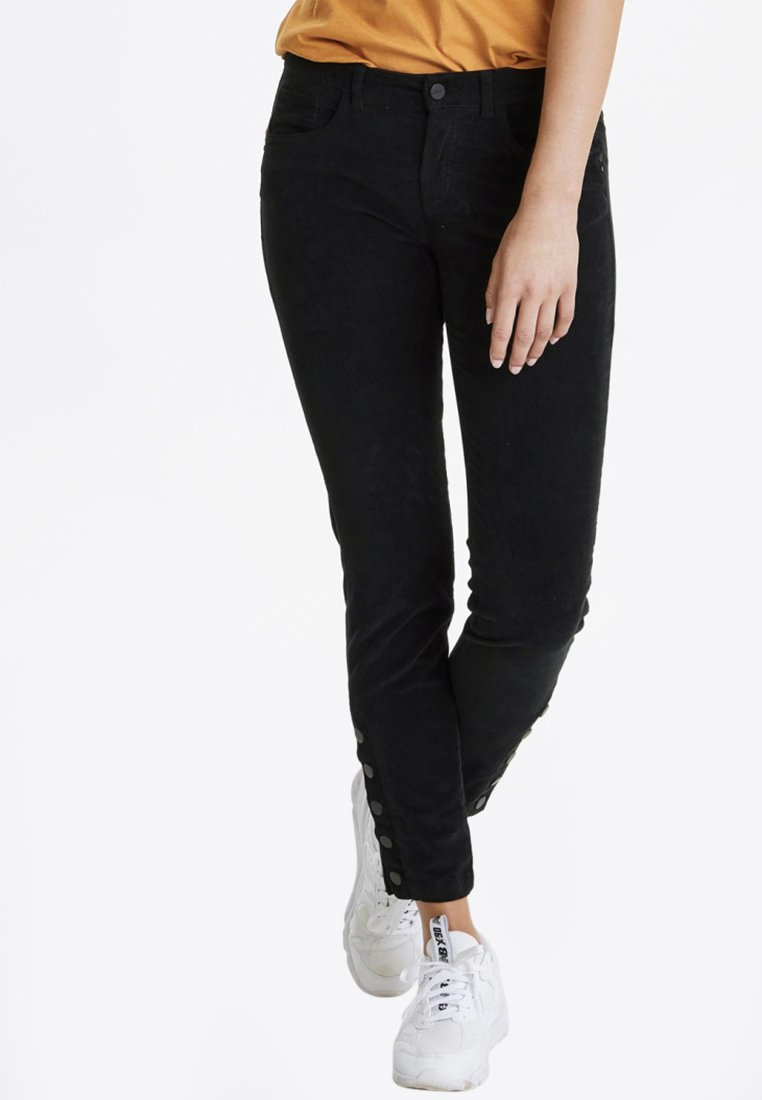 Dranella - DRFEDORA - Slim fit jeans - black