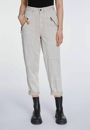 Relaxed fit jeans - sugar