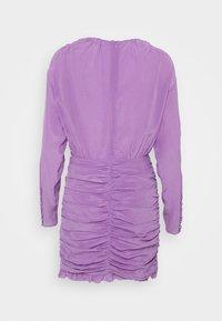 Iro - NONIE DRESS - Koktejlové šaty/ šaty na párty - lavender - 8