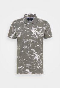 LA LINEA - Polo shirt - pewter