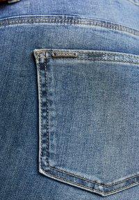 Samoon - Slim fit jeans - blue denim - 3
