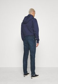 Tommy Jeans - SLIM - Jeans slim fit - queens dark blue - 2
