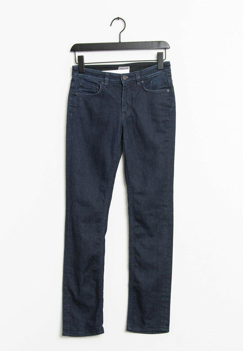 Filippa K - Straight leg jeans - blue