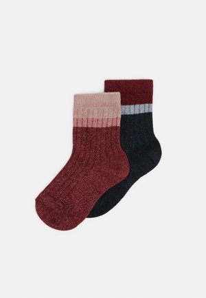 NORMA 2 PACK - Socks - deep navy