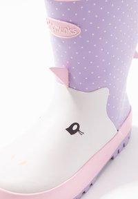 Chipmunks - UNA - Wellies - lavender - 2