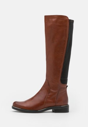 Støvler - cognac