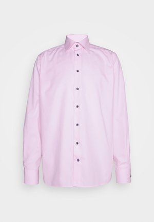 CONTEMPORARY SHIRT DETAILS - Formal shirt - pink/red