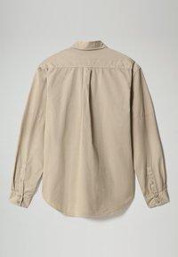 Napapijri - Shirt - silver sage - 6