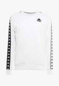 Kappa - EDWIN - Sweatshirt - white - 3