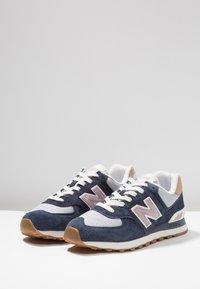 New Balance - WL574 - Sneaker low - navy - 4