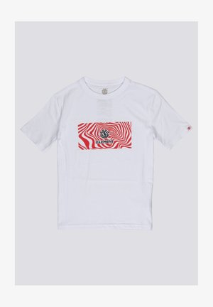 VOGEL  - T-shirt print - optic white