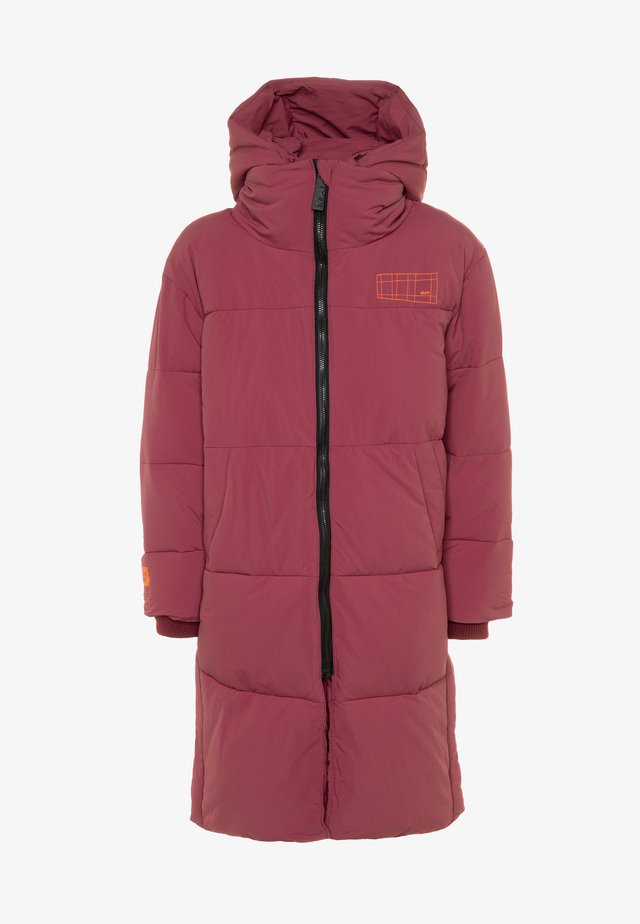 HARPER - Impermeable - maroon