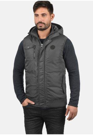 DAFINO - Waistcoat - dark grey