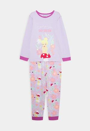 FLORENCE LONG SLEEVE PYJAMA - Pyjama set - lilac