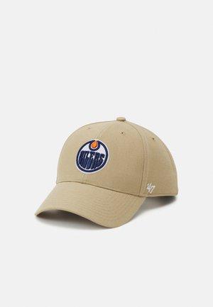 NHL EDMONTON OILERS SNAPBACK UNISEX - Cap - khaki