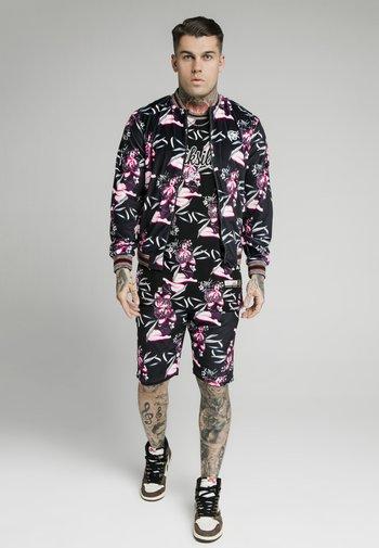 Shorts - black/grey/pink